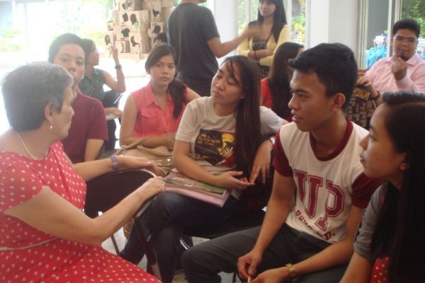 Motus Christi para jóvenes