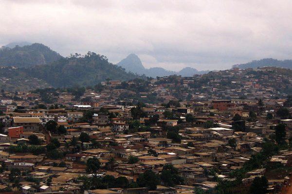 Panorámica de Yaoundé