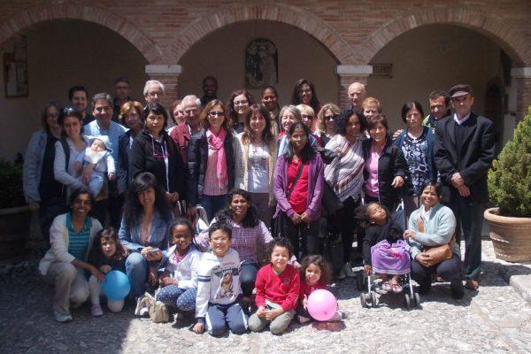 Retiro de la Familia Idente de Terni