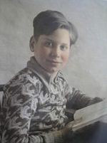 Infancia Fernando Rielo